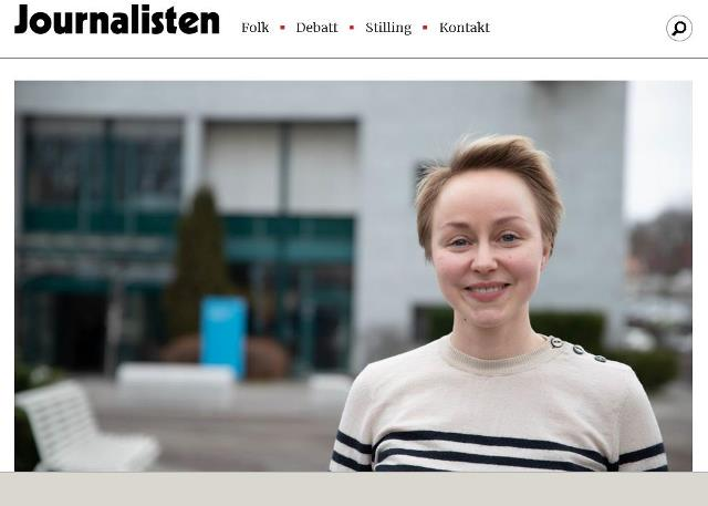 svendsen chatrine printscreen journalisten no